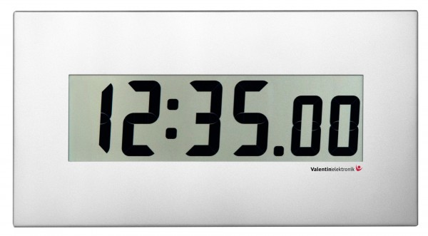C-75-RE clock for cleaningrooms